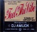 DJ AMIJOK / FEEL THE VIBE