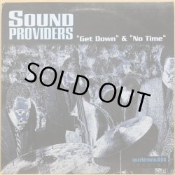 画像1: SOUND PROVIDERS / GET DOWN (RE)