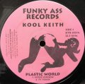 KOOL KEITH / PLASTIC WORLD