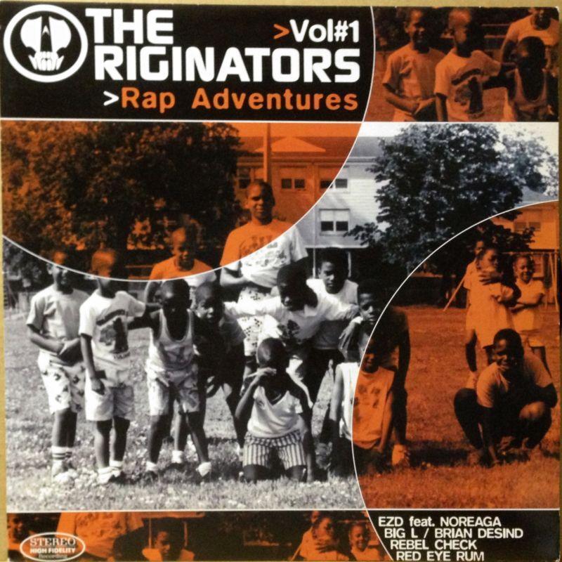 Originators , The - Rap Adventures > Vol. 1