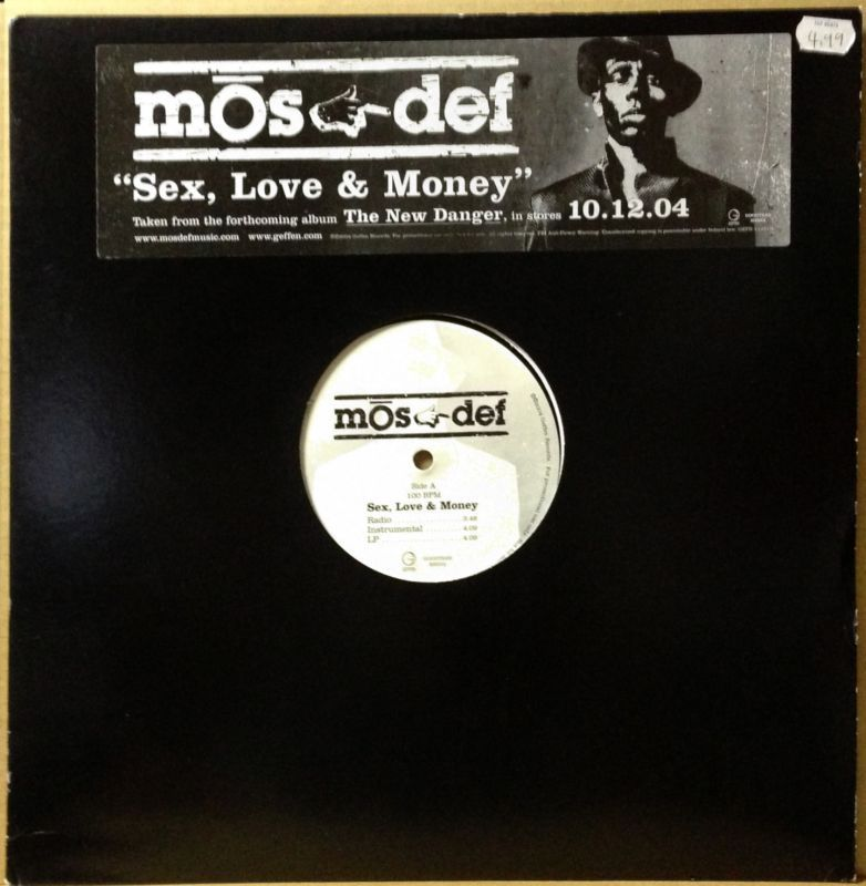 Mos Def Sex Love Money 68