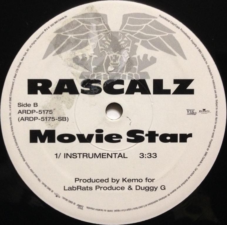 Rascalz - Dreaded Fist
