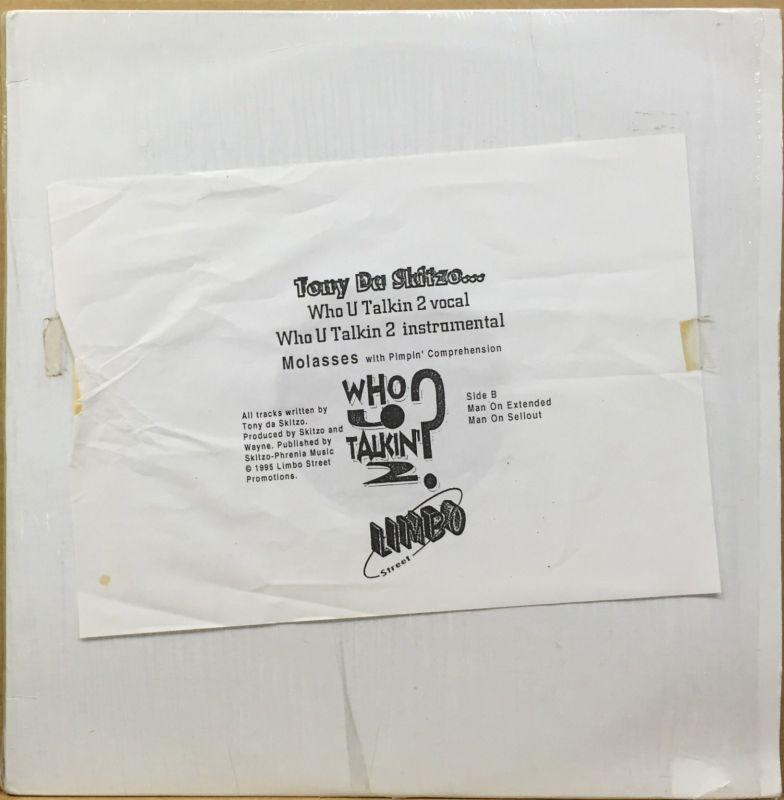Tony Da Skitzo - The Good, The Bad, The Skitzo