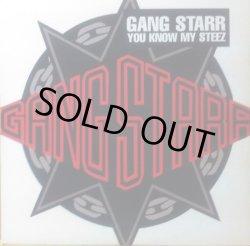 画像1: GANGSTARR / YOU KNOW MY STEEZ