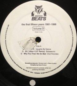 画像2: V.A. / TOMMY BOY GREATEST BEATS THE FIRST FIFTEEN YEARS 1981-1996  VOLUME 3