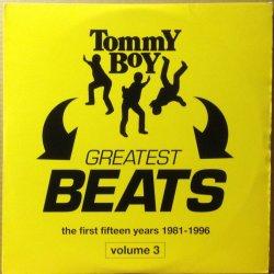 画像1: V.A. / TOMMY BOY GREATEST BEATS THE FIRST FIFTEEN YEARS 1981-1996  VOLUME 3