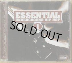 画像1: V.A. / ESSENTIAL UNDERGROUND HIP HOP 1 (CD)