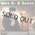 ERIC B. & RAKIM / WHAT'S ON YOUR MIND (HOUSE PARTY II RAP THEME)