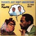 DJ JAZZY JEFF & FRESH PRINCE / PARENTS JUST DON'T UNDERSTAND