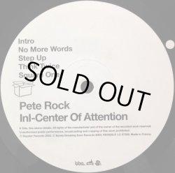 画像2: INI / CENTER OF ATTENTION (PETE ROCK HIP HOP UNDEREGROUND SOUL CLASSICS)