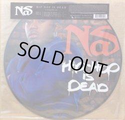 画像1: NAS / HIP HOP IS DEAD (PICTURE DISC)