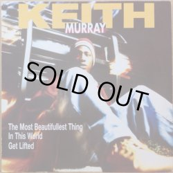 画像1: KEITH MURRAY / THE MOST BEAUTIFULLEST THING (RE)