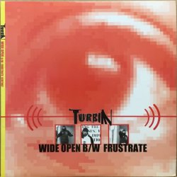 画像1: TURBIN / WIDE OPEN