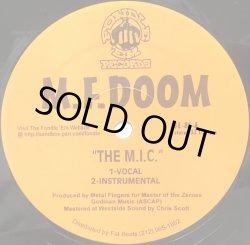 画像1: M.F. DOOM / THE M.I.C.