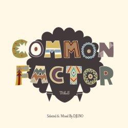 画像1: DJ UNO / COMMON FACTOR VOL.3