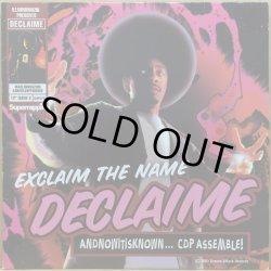 画像1: DECLAIME / EXCLAIM THE NAME