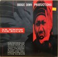BOOGIE DOWN PRODUCTIONS / YA KNOW THE RULES