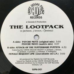 画像1: LOOTPACK / PSYCHE MOVE (RE)