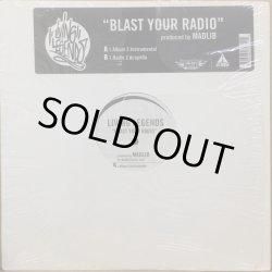 画像1: LIVING LEGENDS / BLAST TOUR RADIO