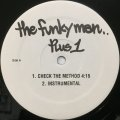 FUNKY MEN, THE (LORD FINESSE) / CHECK THE METHOD