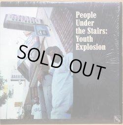 画像1: PEOPLE UNDER THE STAIRS / YOUTH EXPLOSION