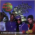ULTRAMAGNETIC MC'S / NEW YORK WHAT IS FUNKY