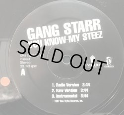画像2: GANGSTARR / YOU KNOW MY STEEZ