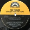 TEN THIEVES / STRAIGHT FROM THE SLUMS (2)