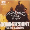TALIB KWELI & HI-TEK /  DOWN FOR THE COUNT (UK VERSION)