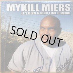 画像1: MYKILL MIERS / IT'S BEEN A LONG TIME COMING
