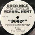 GREG NICE / WATER