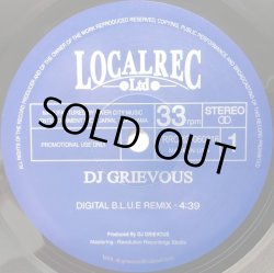 画像1: DJ GRIEVOUS / DIGITAL B.L.U.E. REMIX