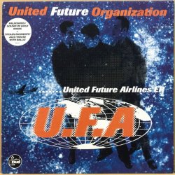 画像1: UNITED FUTURE ORGANIZATION / UNITED FUTURE AIRLINES EP