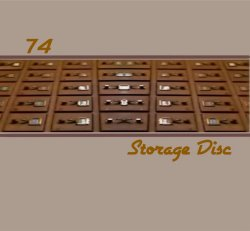 画像1: 74 / STORAGE DISC (CD-R)