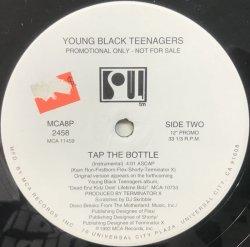 画像2: YOUNG BLACK TEENAGERS / TAP THE BOTTLE (PROMO)