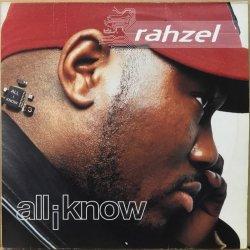 画像1: RAHZEL / ALL I KNOW (UK)