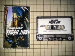 画像1: BUGSEED / FRESH JIVE EP (CASSETTE TAPE)
