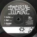 IMPERIAL ELEMENT / ERECTION