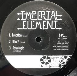 画像1: IMPERIAL ELEMENT / ERECTION