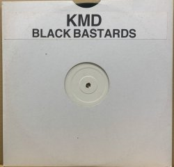 画像1: KMD / BLACK BASTARDS (BOOT EP)