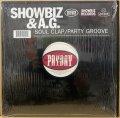 SHOWBIZ & A.G / SOUL CLAP (RE)