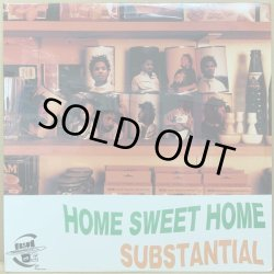 画像1: SUBSTANTIAL / HOME SWEET HOME (SEALED)