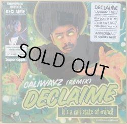 画像1: DECLAIME / CALIWAYZ (REMIX)