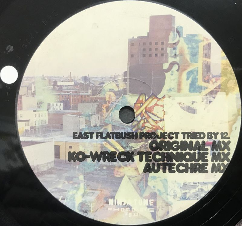 East Flatbush Project Tried By 12 Remixes